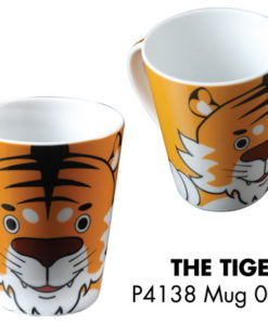 TIGER-HIPPO MUGS
