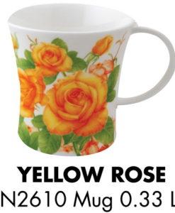 Yellow-Rose-Mug
