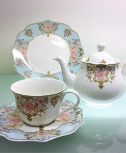 5PCS. TEA SET